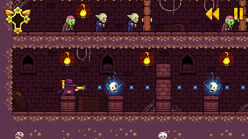 Turn undead: Monster hunter Screenshot