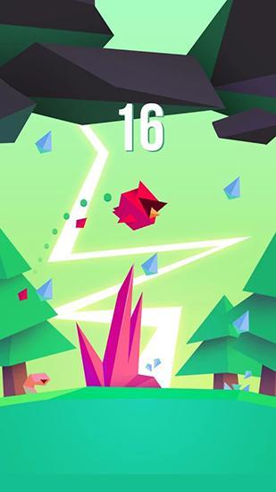 Arcade-Spiele Around the world für das Smartphone