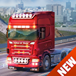 World of truck: Build your own cargo empire icône