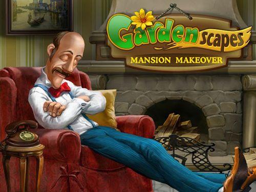 logo Gardenscapes: Mission Makeover