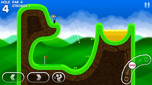 Super stickman golf 3 capture d'écran 3