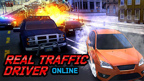 Real traffic driver online Screenshot