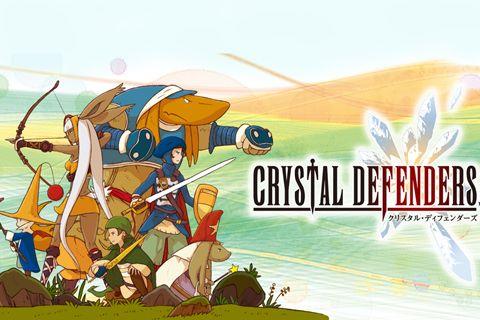 logo Crystal Defenders