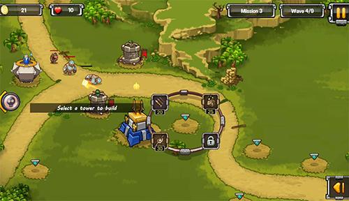 Tower defense: Kingdom wars para Android