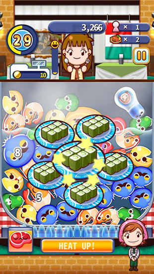 Cooking mama: Let's cook puzzle screenshot 4
