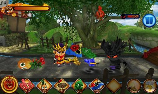 Okinawa's summoner screenshot 4