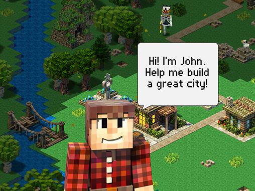 Wirtschafts-Strategien Block town: Craft your city! auf Deutsch