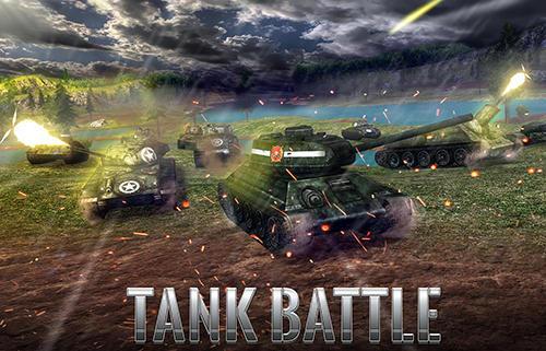 Tank battle 3D: WW2 warfare screenshot 1