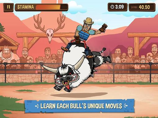 PBR: Raging bulls en español