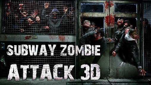 Иконка Subway zombie attack 3D