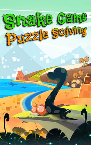 Strange snake game: Puzzle solving screenshot 1