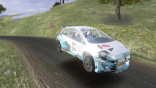 Rennspiele M.U.D. Rally racing für das Smartphone