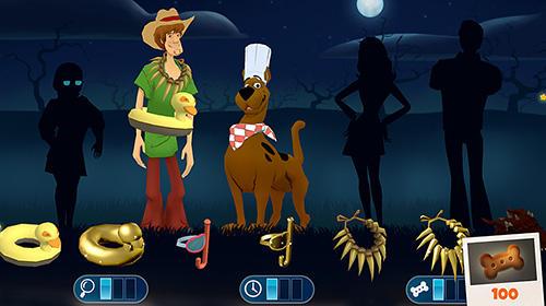 Basierend auf Zeichentrickfilm Scooby-Doo mystery cases auf Deutsch