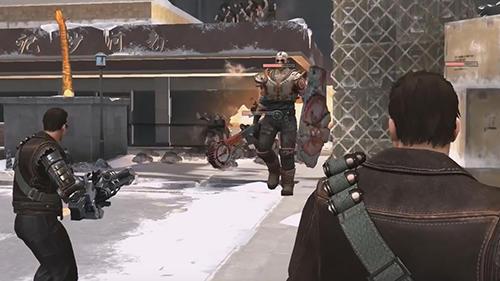 Actionspiele Terminator 2 für das Smartphone