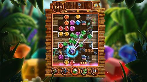 Arcade Doodle jewels match 3 für das Smartphone
