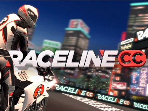 logo Rennlinie CC: Rasante Motorradrennen