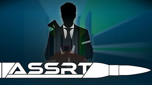 ASSRT: Agents of secret service recruitment test Screenshot