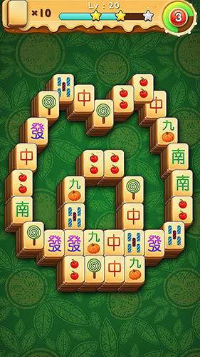 Classic mahjong fruit screenshot 2