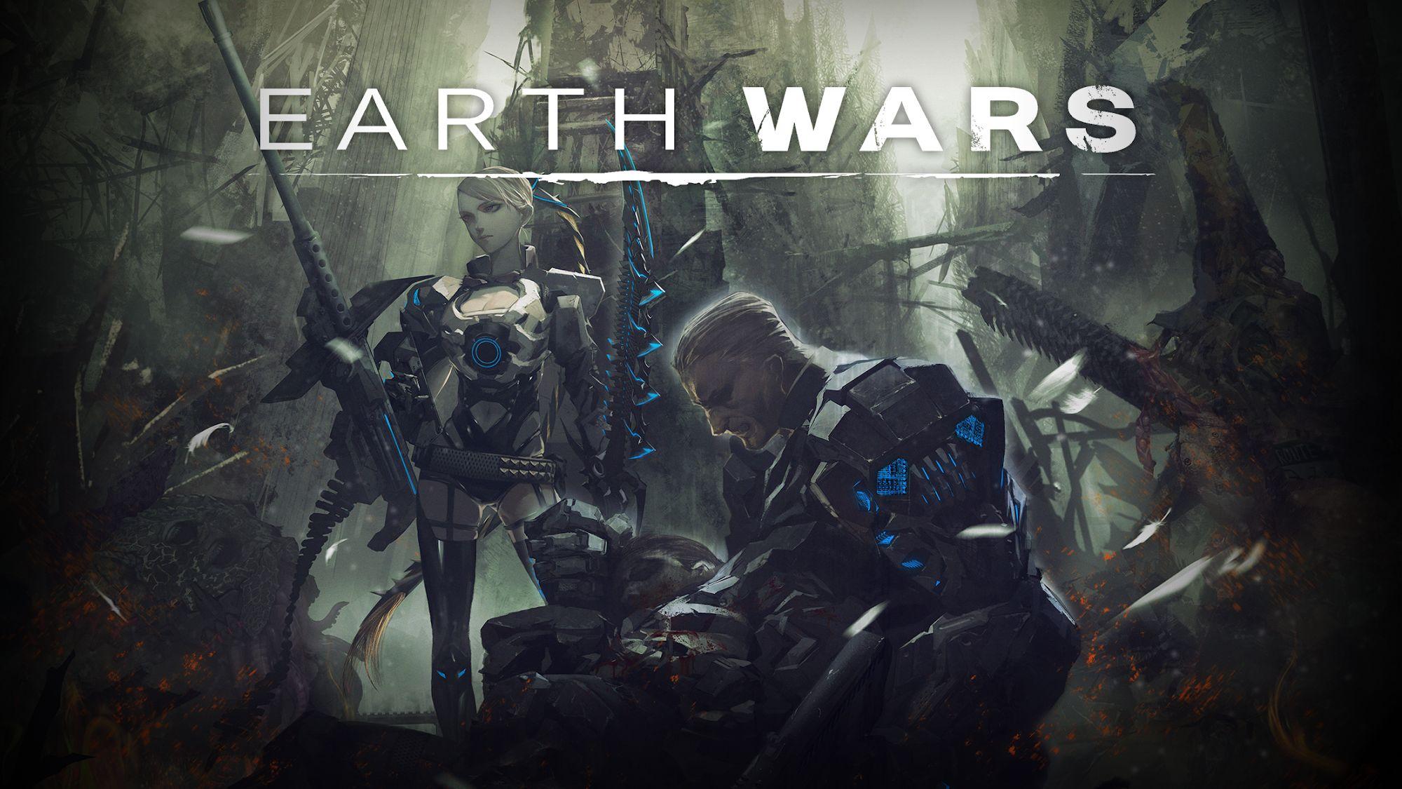 Earth WARS : Retake Earth скріншот 1
