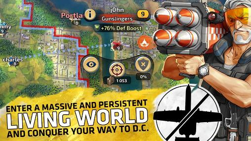 Path of war for Android