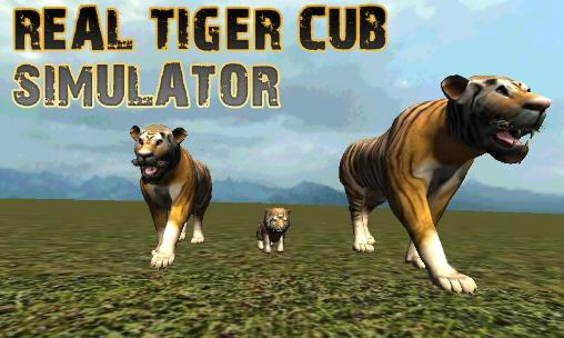 Real tiger cub simulator Screenshot