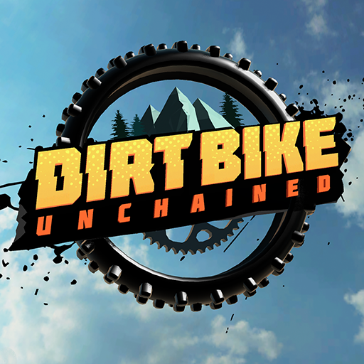 Dirt Bike Unchained Symbol