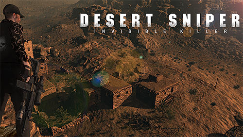 Desert sniper: Invisible killer capturas de pantalla