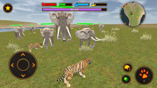 Clan of tigers für Android