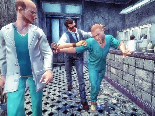 Mental hospital escape screenshot 1