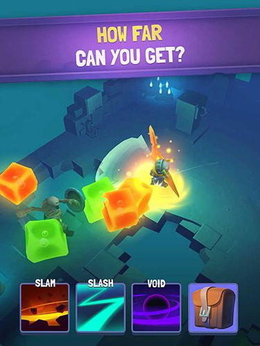 Arcade-Spiele: Lade Nonstop Ritter auf dein Handy herunter