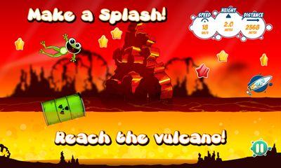 Froggy Splash para Android