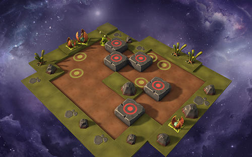 Sokoban galaxies 3D for Android