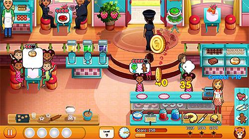 Arcade Julie's sweets für das Smartphone