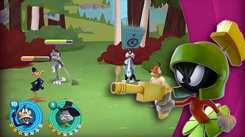 Looney tunes pour Android