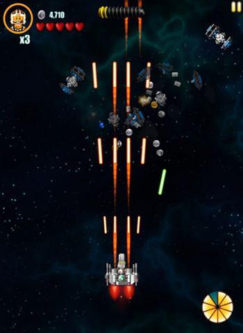Лего Звёздные войны: Микроистребители для Айфон