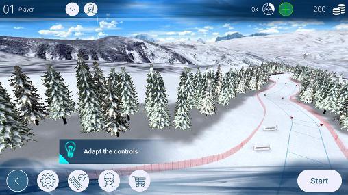 Android用 ユーロースポーツ:スキー・チャレンジ 16