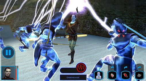 Star Wars: Knights of the Old republic v1.0.6 screenshot 1
