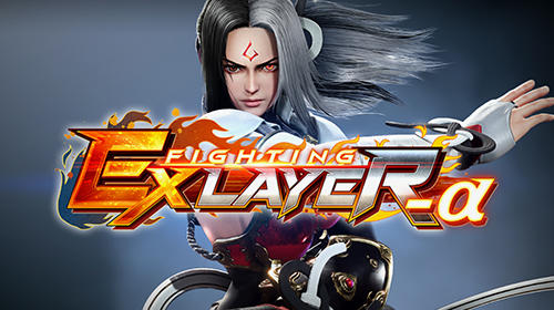 Fighting ex layer-a captura de tela 1