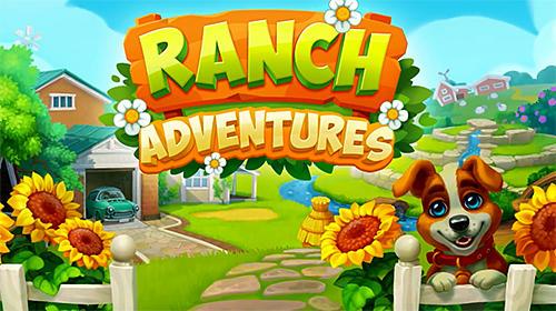 Ranch adventures: Amazing match 3 скріншот 1