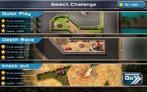 Car racing: Drift death race für Android