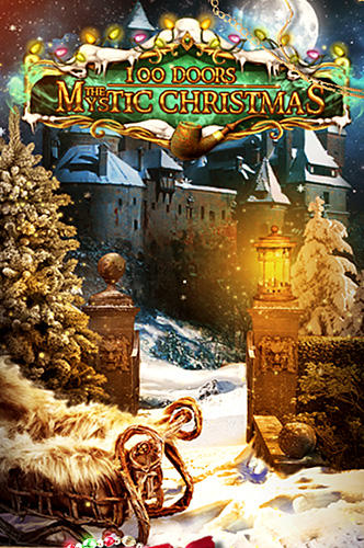 100 doors: The mystic Christmas capture d'écran 1