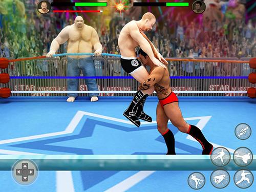 World tag team wrestling revolution championship für Android