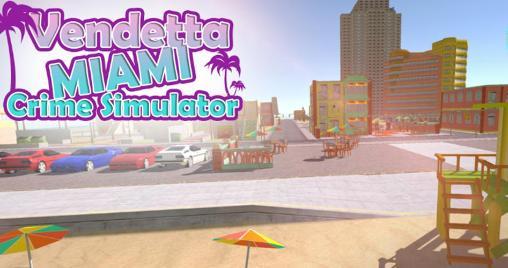 Vendetta Miami: Crime simulator capture d'écran 1