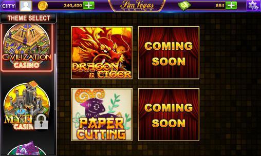 Online Sim Vegas slots: Casino auf Deutsch