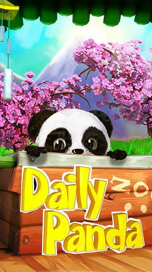 Daily panda: Virtual pet icon