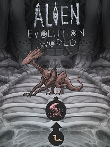 logo Alien Evolution World