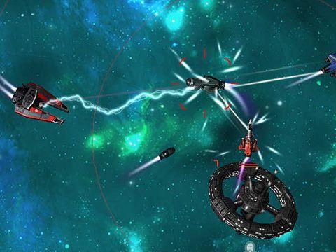 Plancon: Conflicto espacial