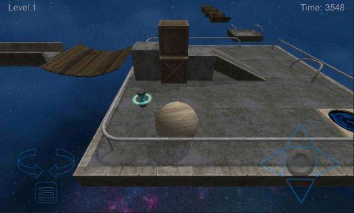 Spiele mit Bällen Balling 3D auf Deutsch