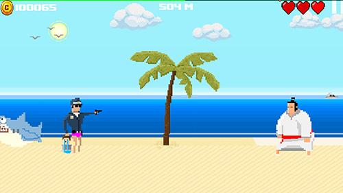 Pixel Beach daddy auf Deutsch