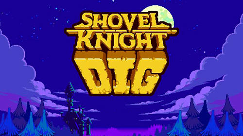 Shovel knight dig icon